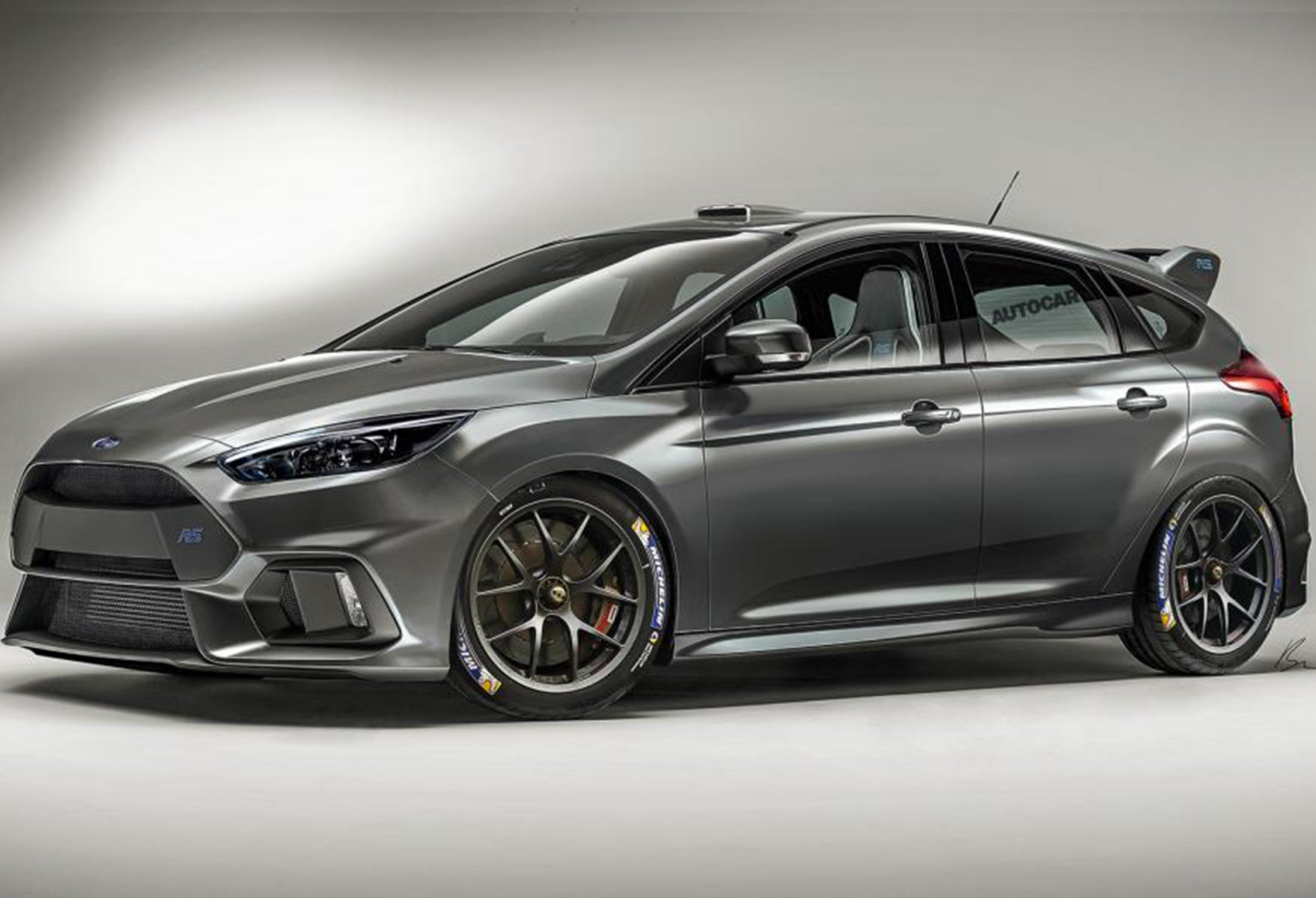 Ford Focus Rs Special Edition Model On The Cards The