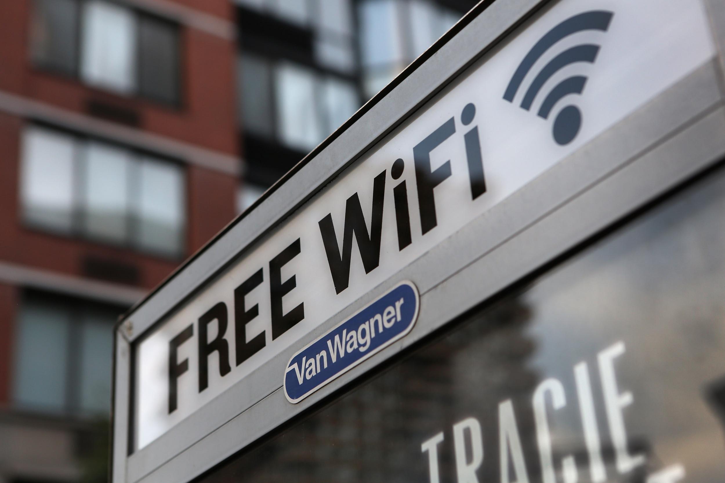 Kết quả hình ảnh cho free wifi