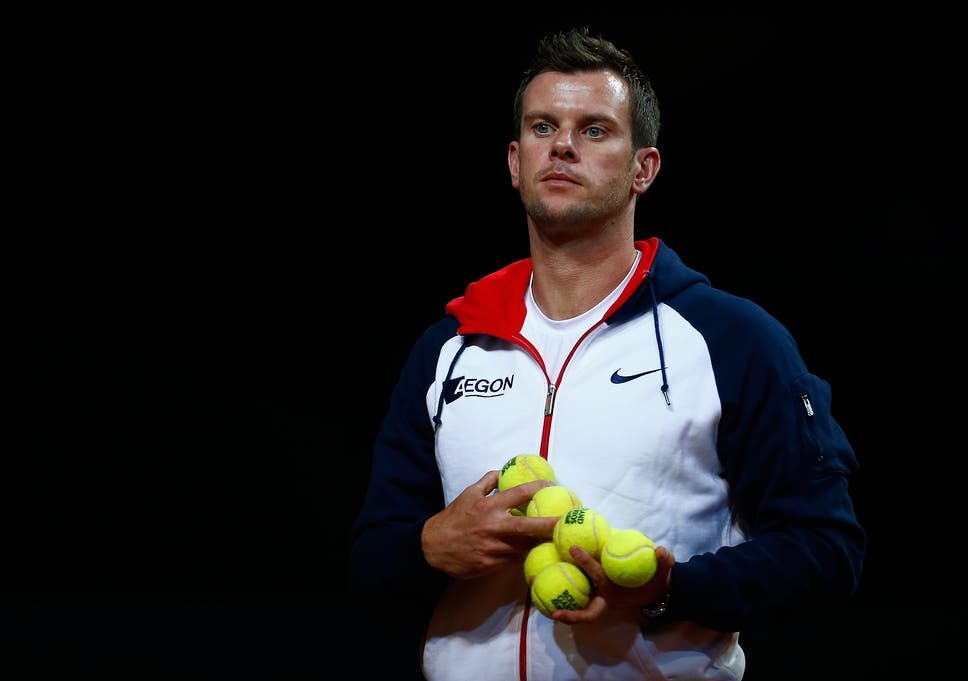 Davis Cup: How Leon Smith made a name for himself   The Independent