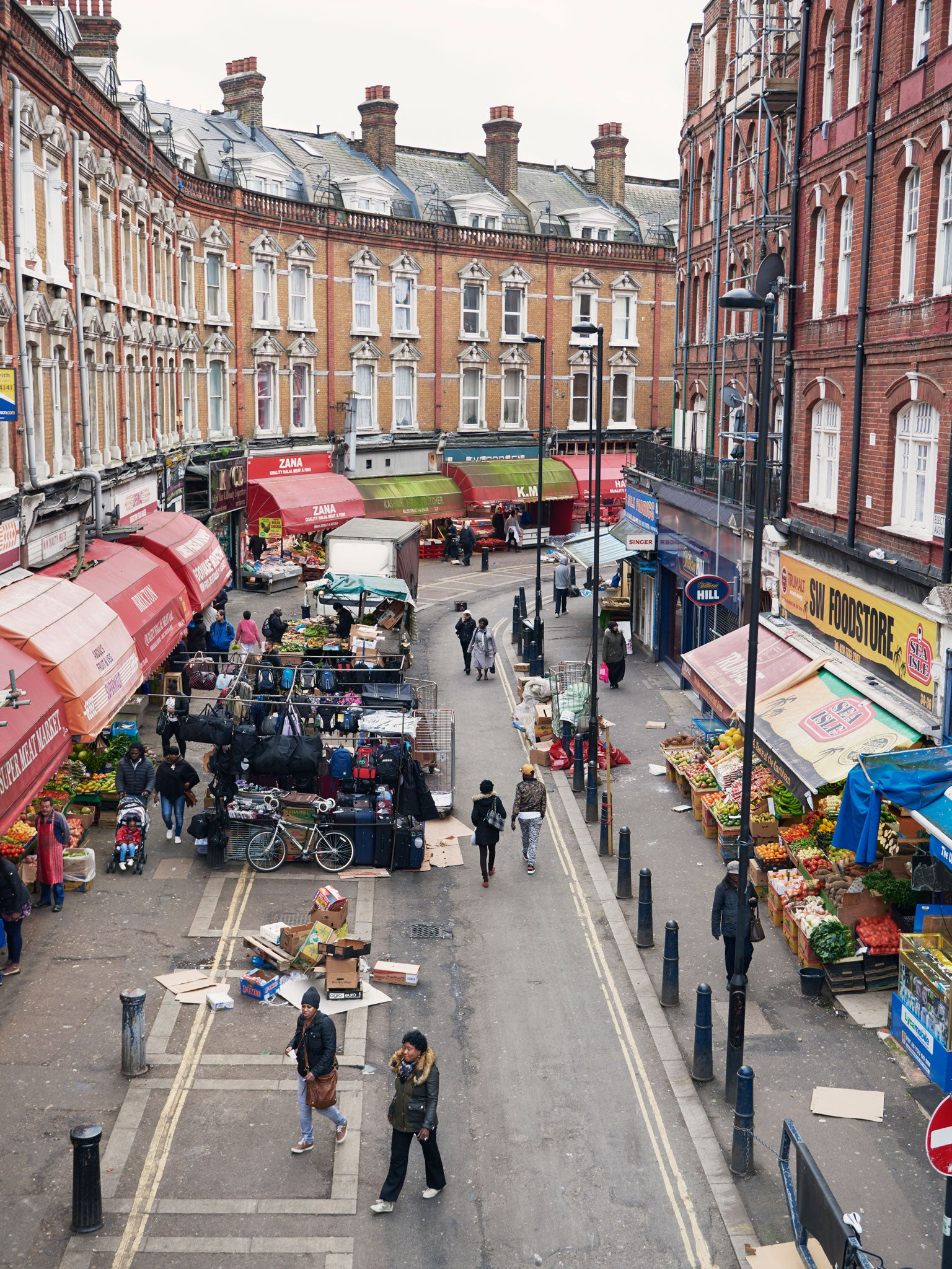 The Gentrification Of Brixton How Did The Area S Character Change