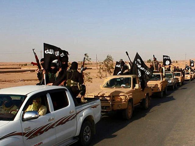None of the international coalitionhave been willing to commit troops to fight Isis on the ground