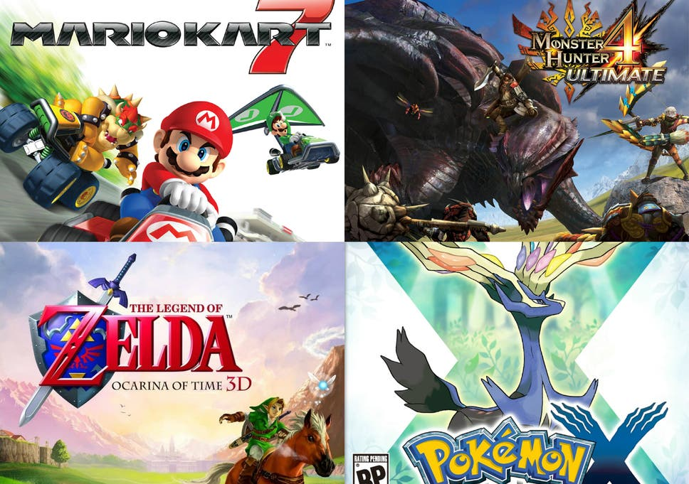 Christmas 2015: 10 best 3DS games | The Independent