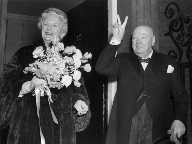 Clementine Churchill is remembered as the quiet and dependable wife who supported her husband Winston through his herculean struggle with the Nazis