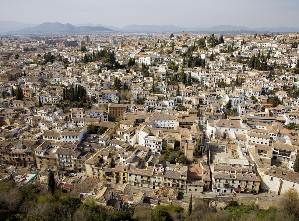 Tolerant: the Albayzín quarter of the Andalusian city of Granada was a multicultural melting pot in Moorish times