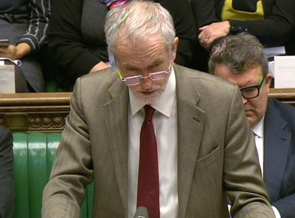 Jeremy Corbyn is facing calls within his own party to resign