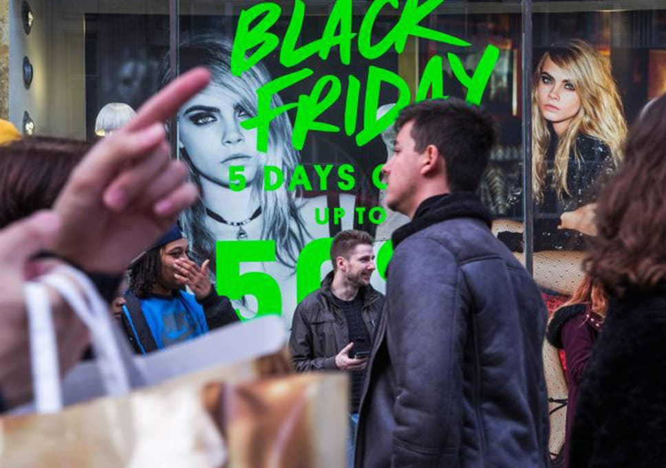 Black Friday  Thousands join online protest against aggressive ... b202db6dcb5