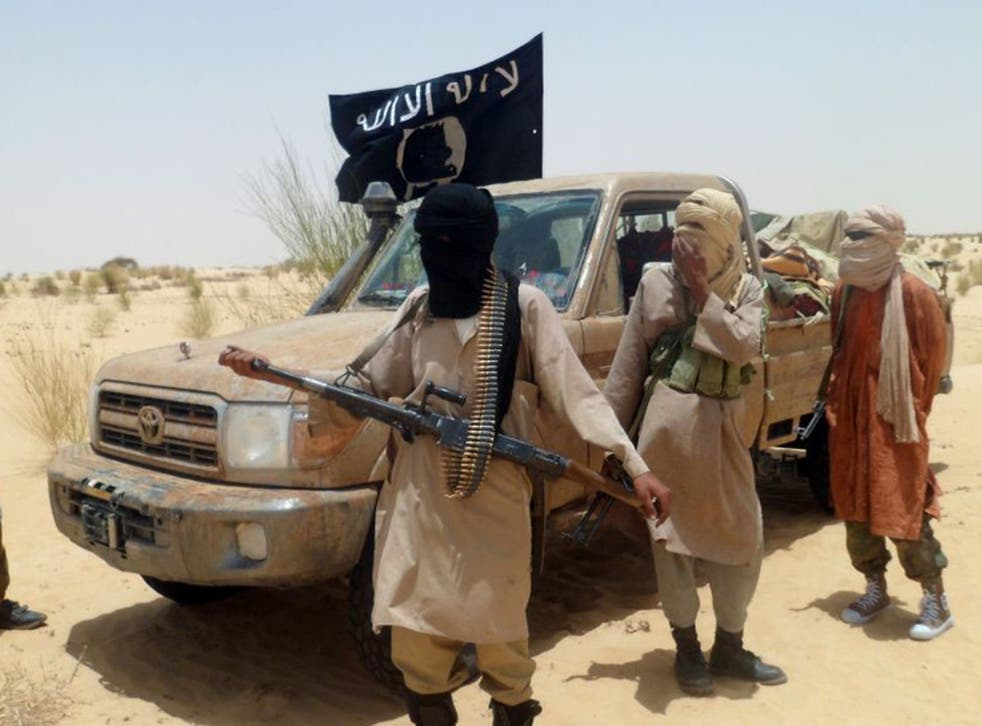 A collection of 13th-century manuscripts had to be moved from Timbuktu when Islamist rebels Ansar Dine arrived