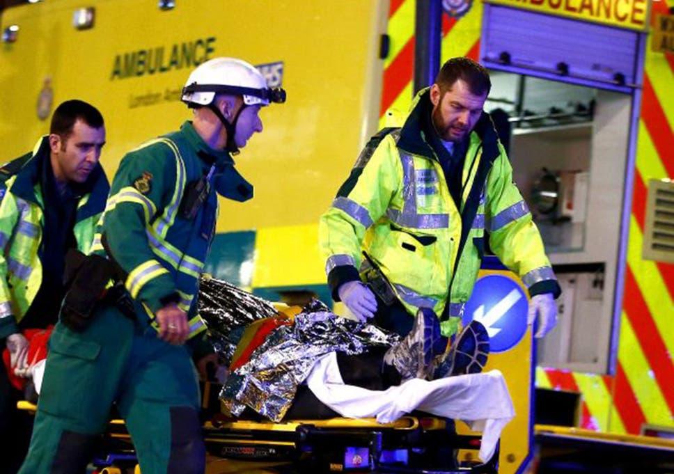 When you call an ambulance during a mental health crisis