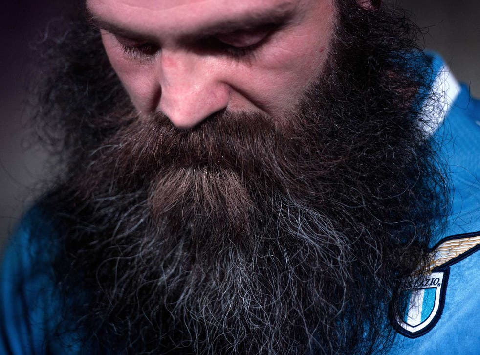 Beards have recently come back into fashion