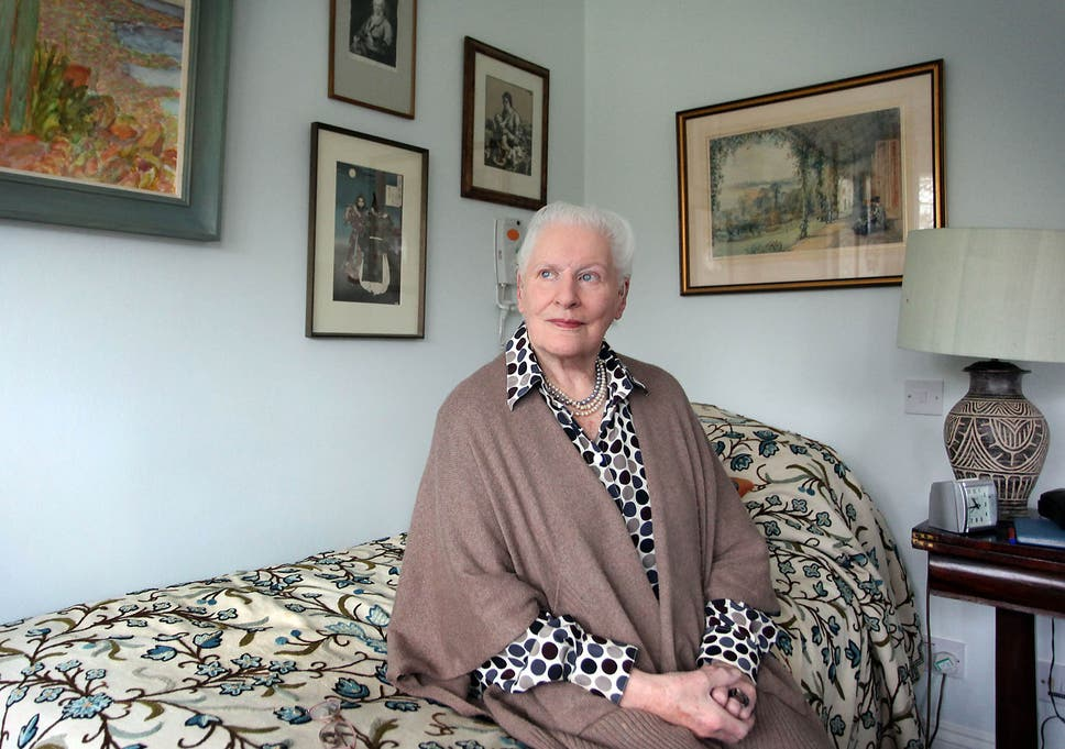 Diana Athill: How writing has been her therapy through