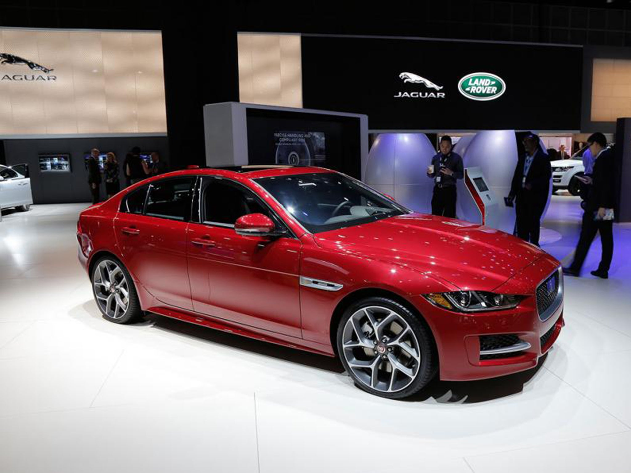 Jaguar land rover is the best place to work in the uk