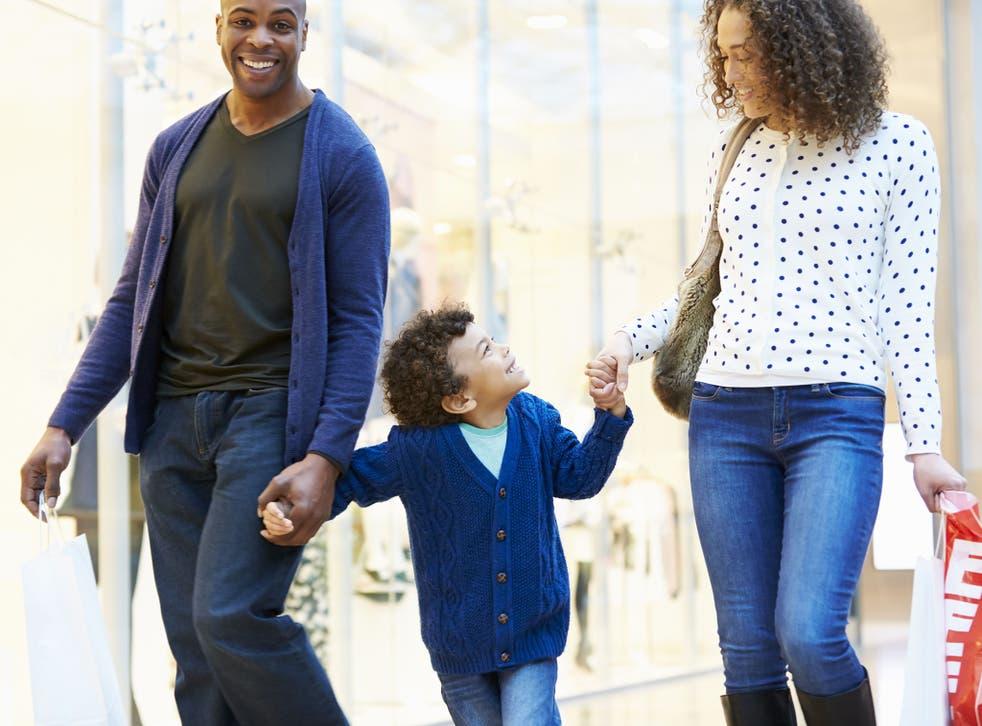 Parents with successful children teach their kids social skills.