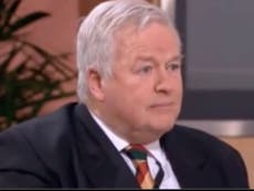 Tory MP Bob Stewart demands UK take action against Isis 'b**tards'