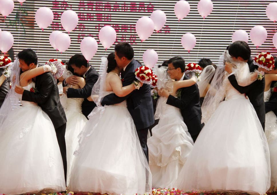 Dating and marriage in china