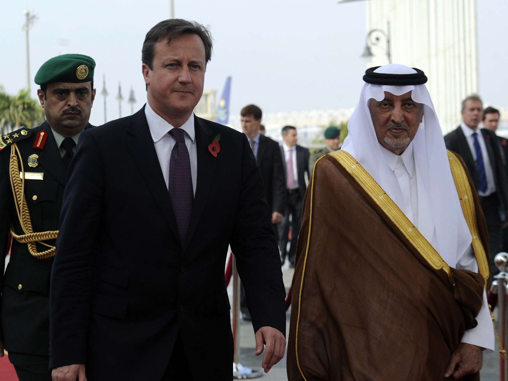 Britain could be prosecuted for war crimes over Saudi arms sales