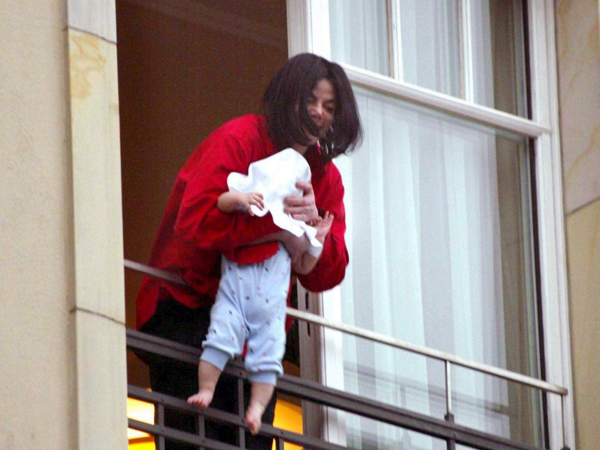 Man Dangles Baby Out Of A 15th Floor Window So He Can Get