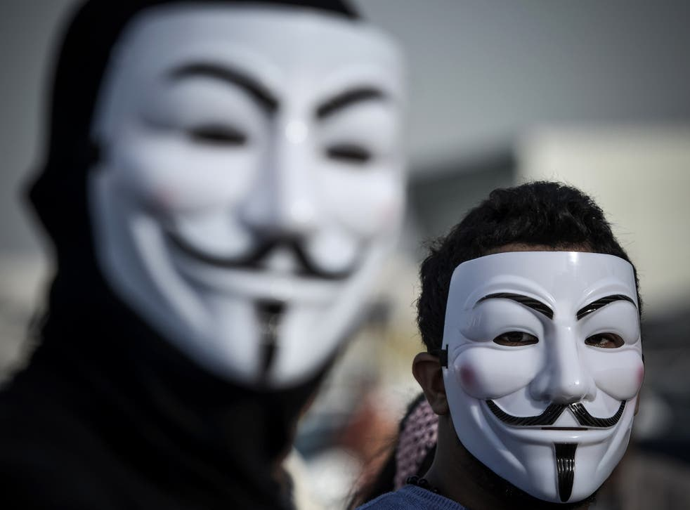 The hacktivist group Anonymous have declared war on Isis following the Paris attacks