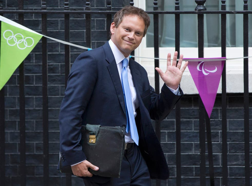 Grant Shapps has quit from his role as international development minister