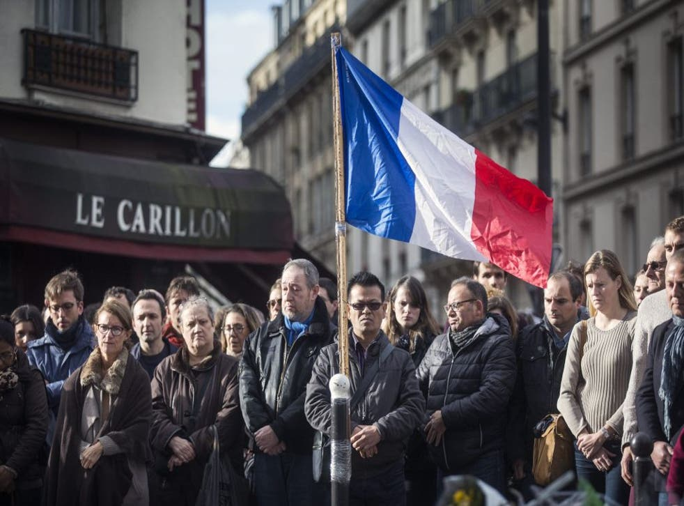 If France refused to help after an attack on London there would be outrage