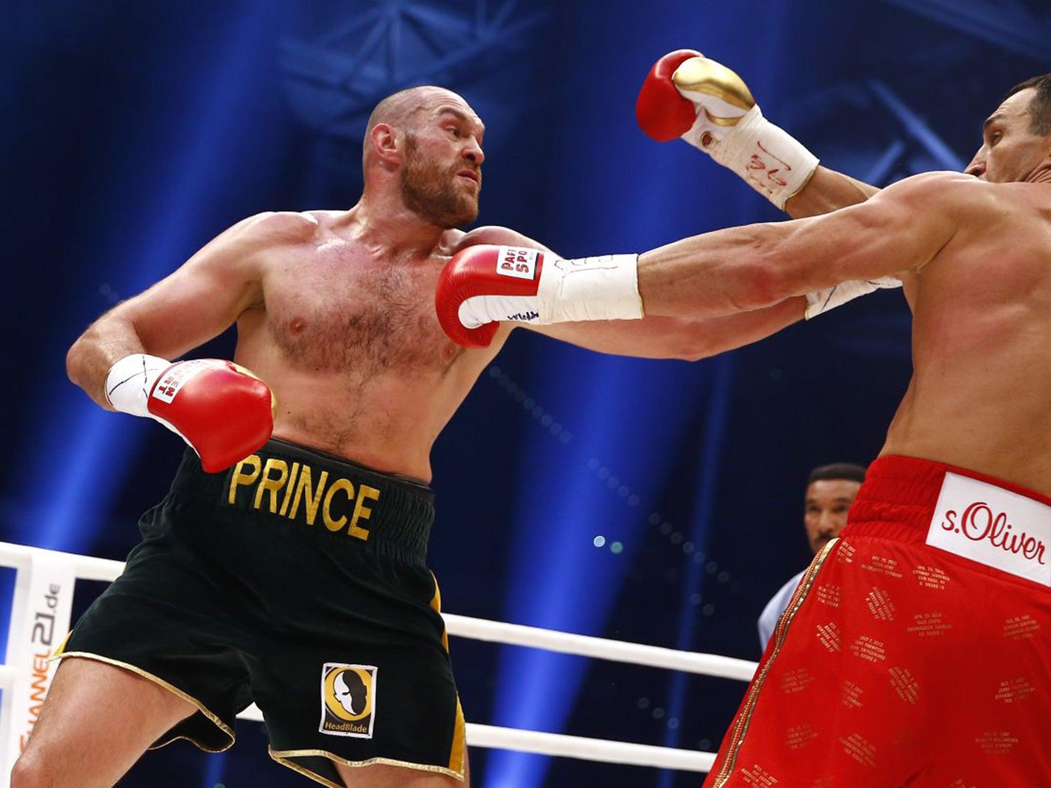 Klitschko Vs Fury Online