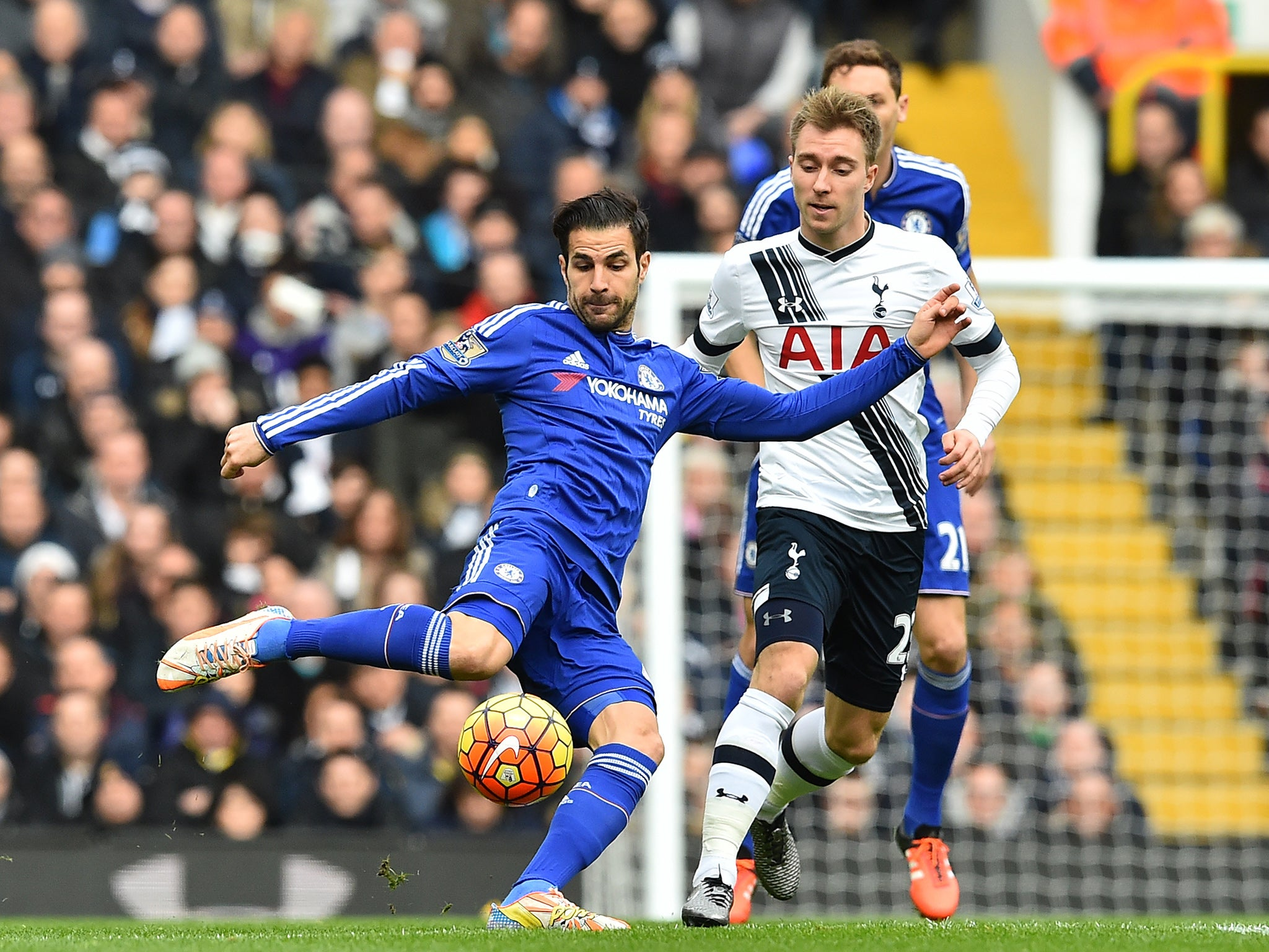 Watch Cesc Fabregas's Individual Highlights From Woeful