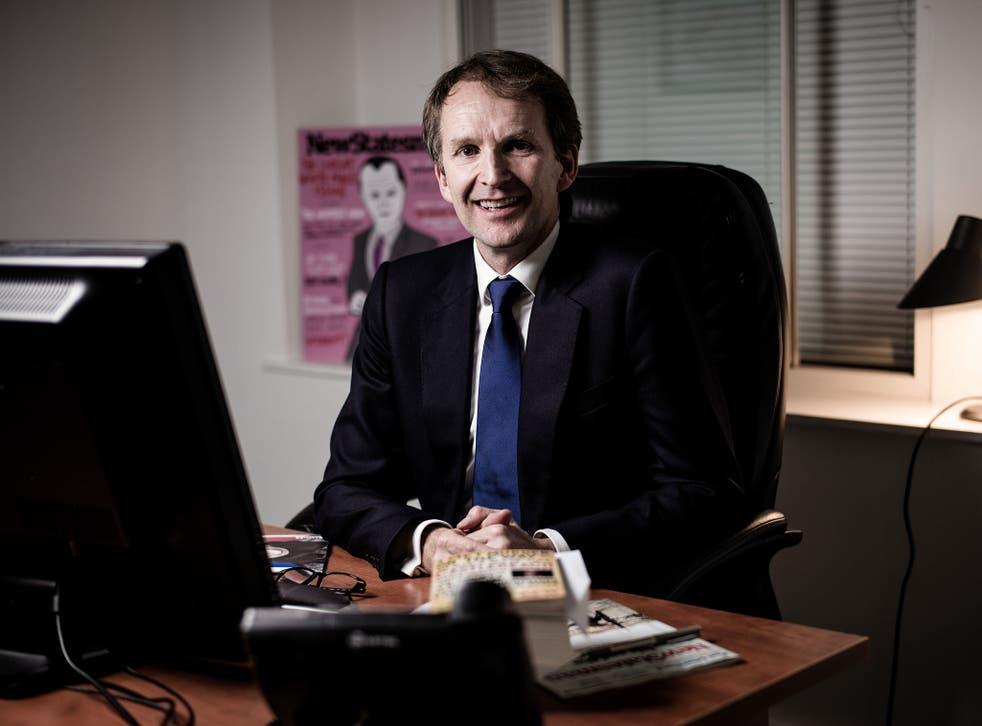 Jason Cowley, editor of the New Statesman.
