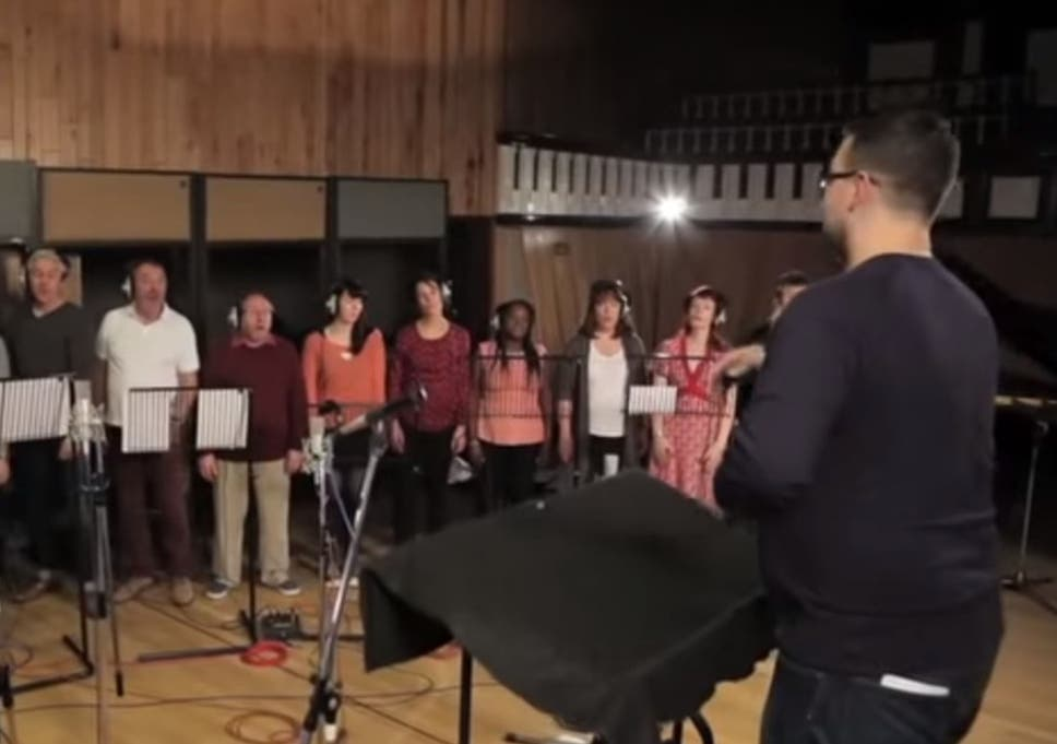 A Bridge Over You: Charity single recorded by NHS Choir has hopes ...