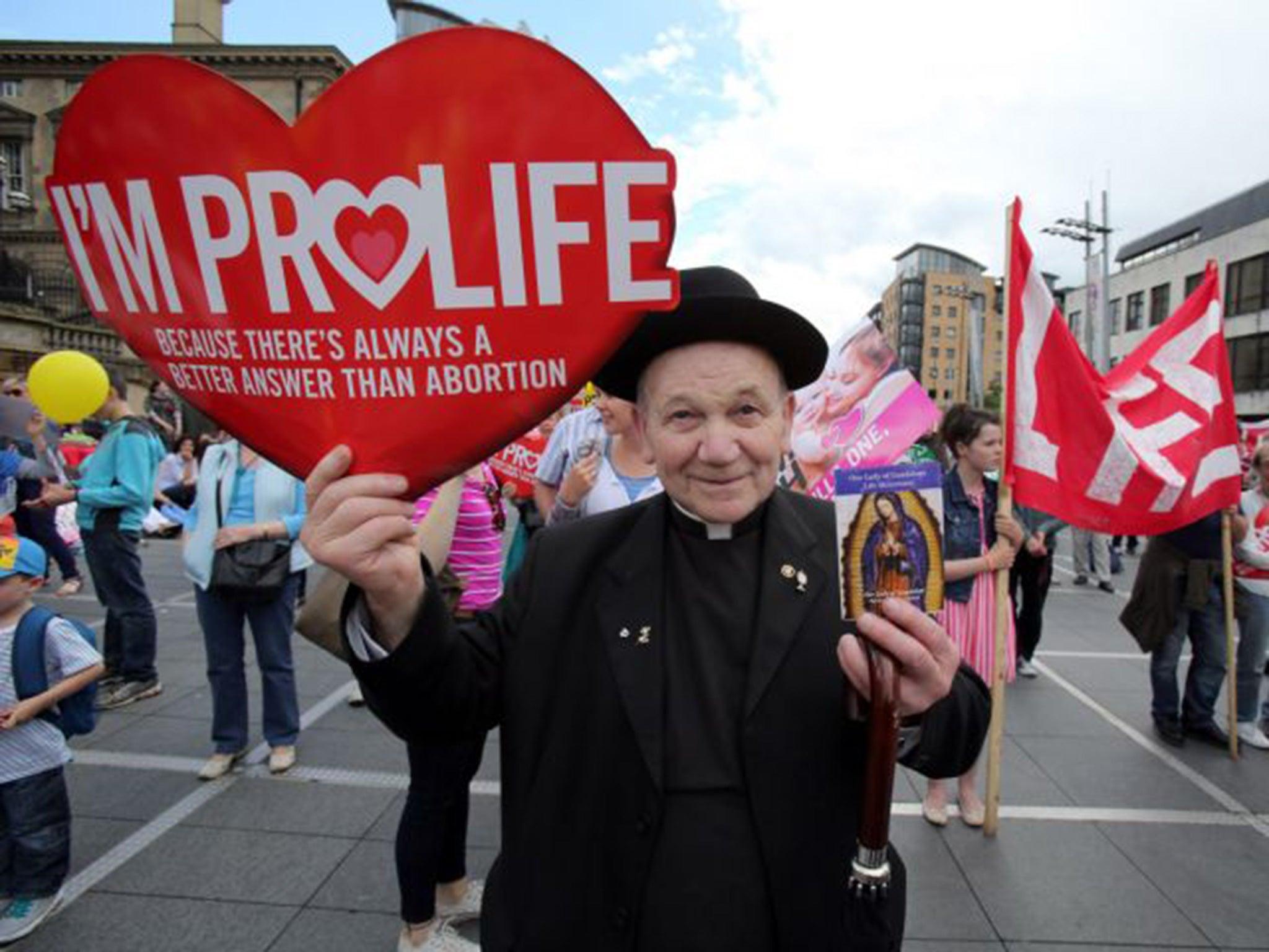 Abortion money or love