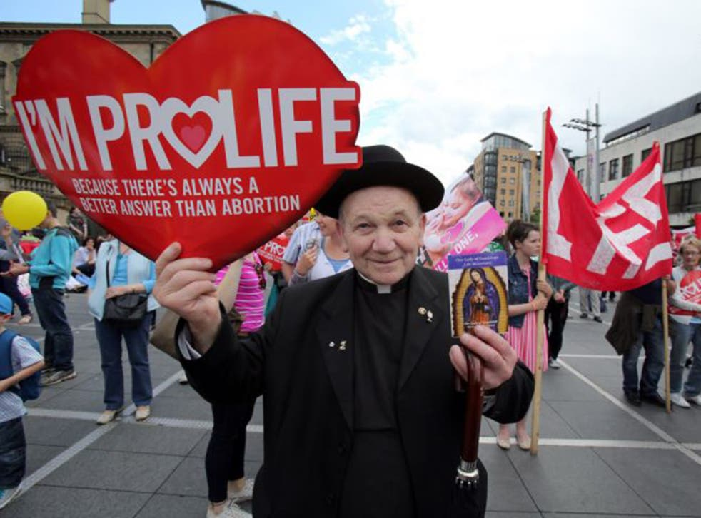 The Abortion Act of 1967 has never applied to Northern Ireland