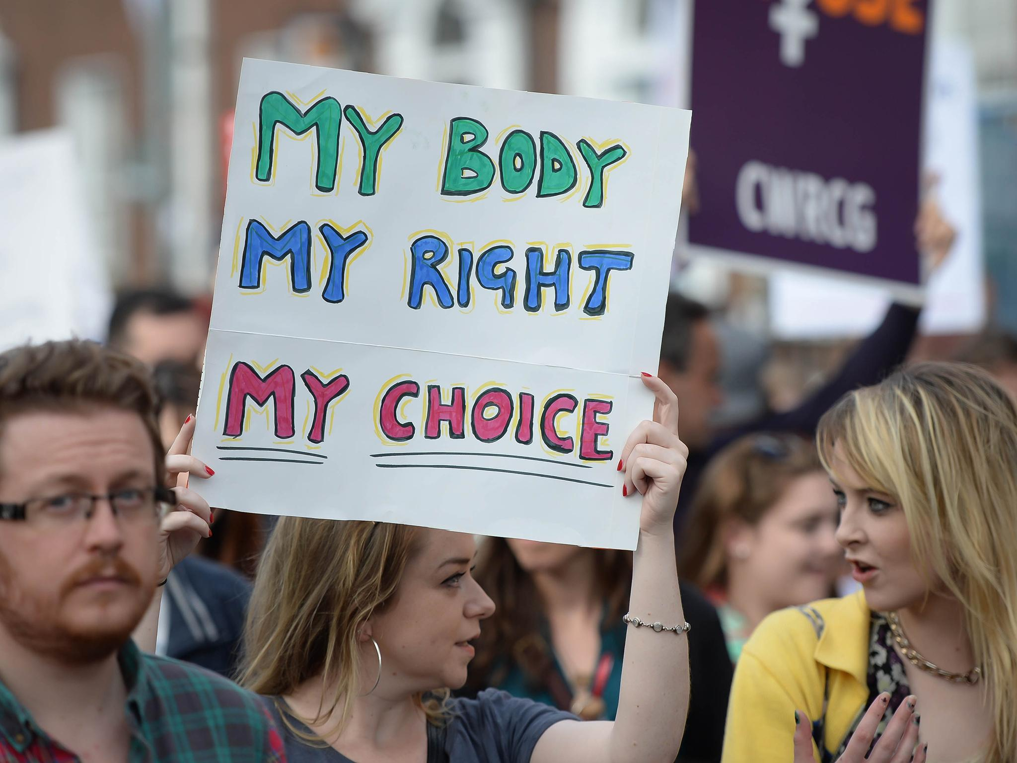 Ireland abortion referendum: TV debate sparks criticism and complaints as Yes and No campaigners clash