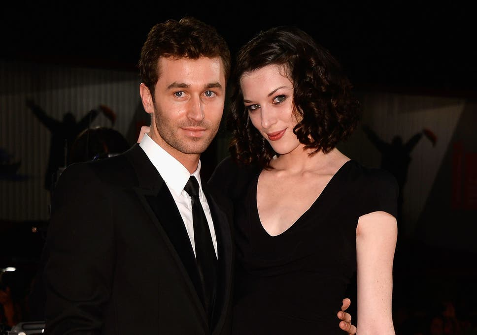 Deen with his former girlfriend Stoya, who has now accused him of rape