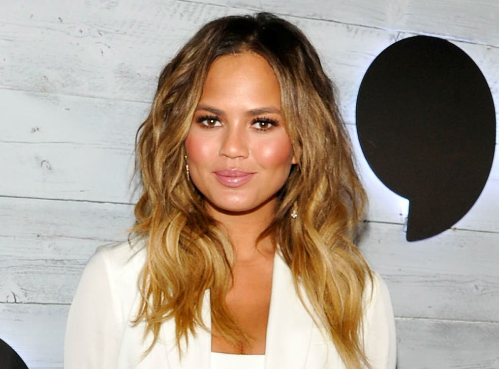Teigen was not fazed by the backlash from Trump supporters