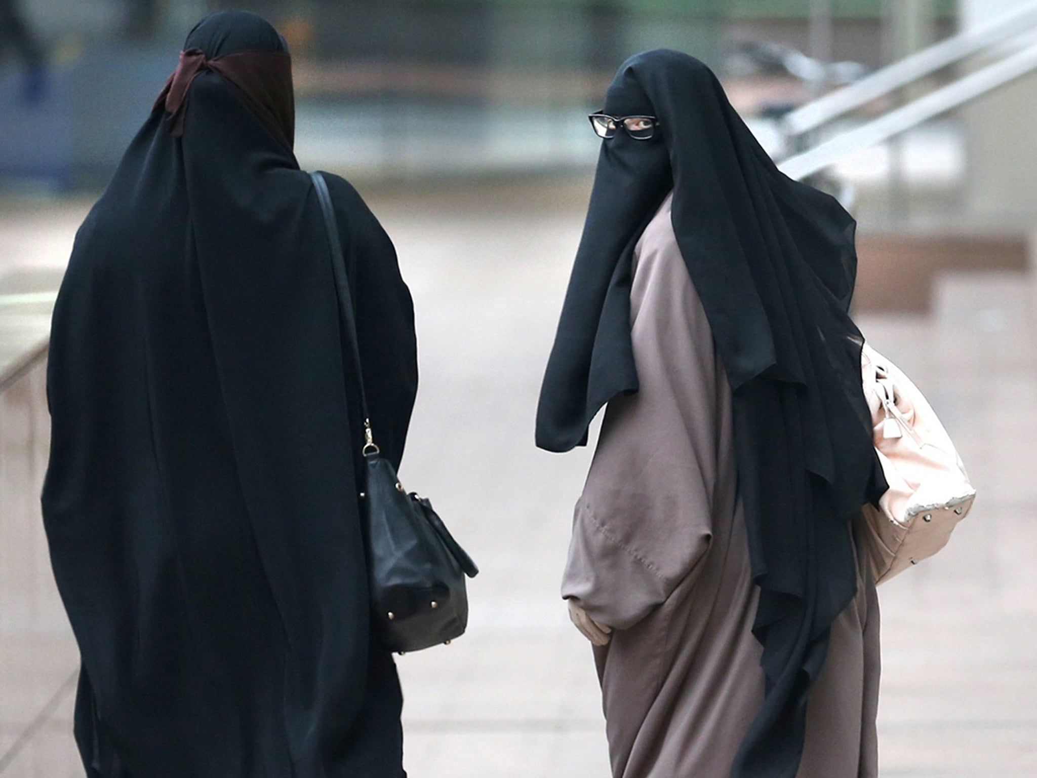 Islamic Face Veil To Be Banned In Latvia