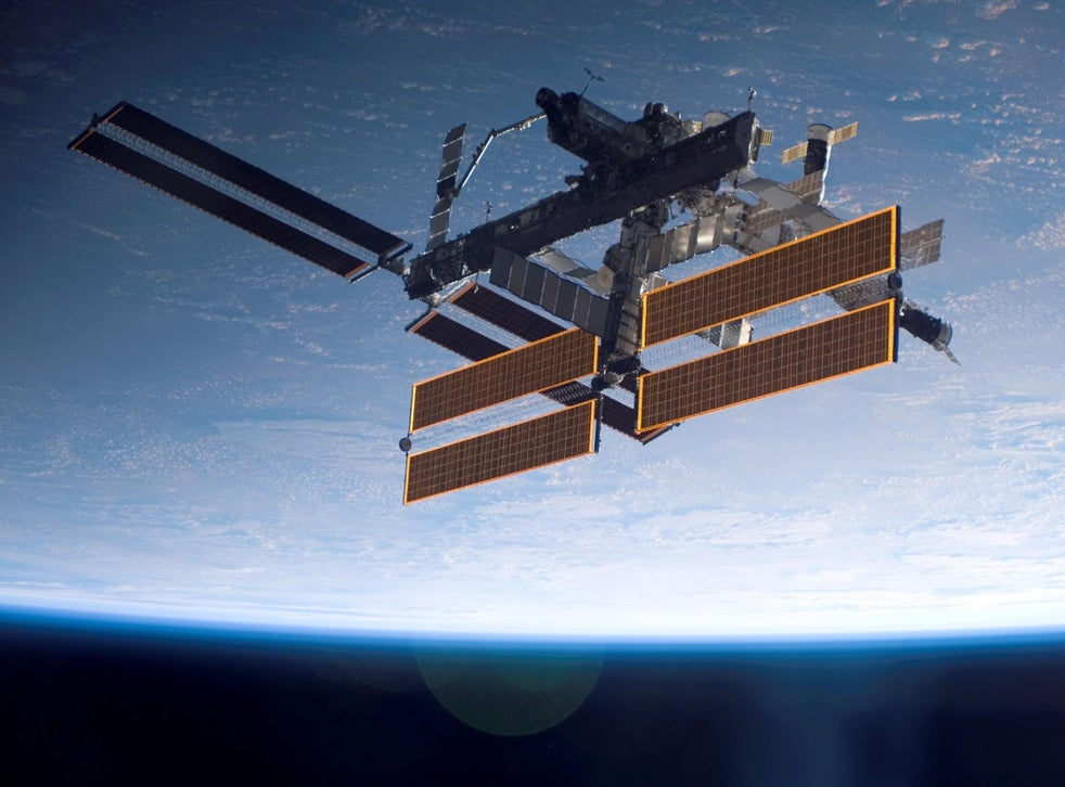 International Space Station will be visible from north of