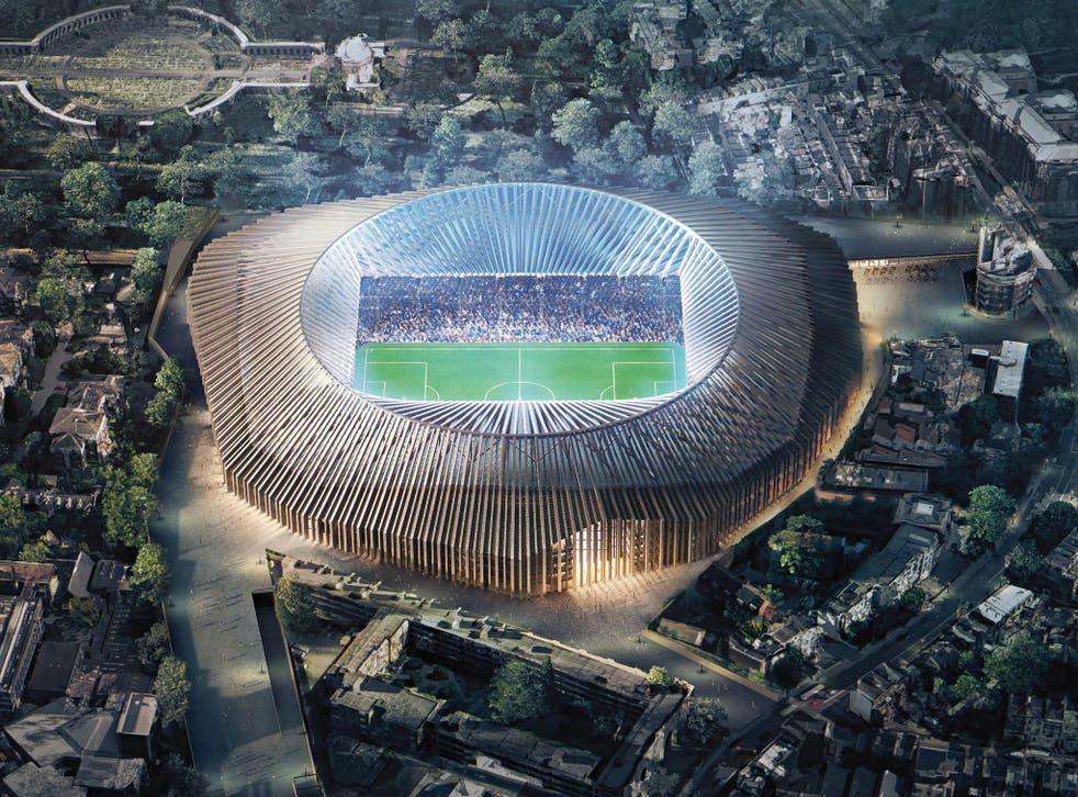 Chelsea's redevelopment plans for Stamford Bridge