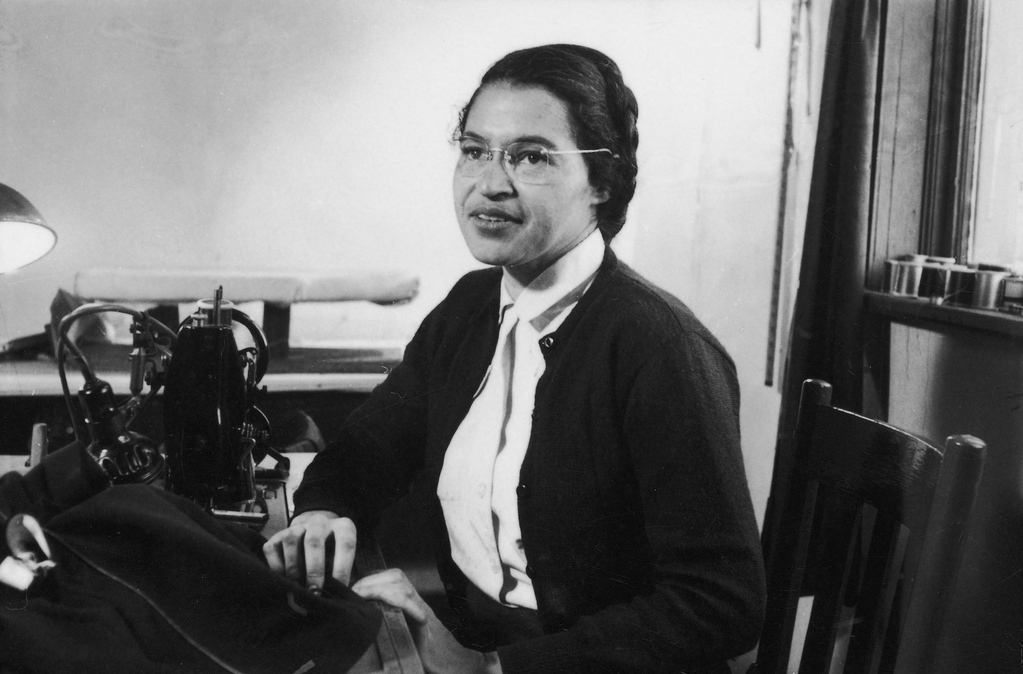 a biography of rosa mccauly parks a civil rights activist How rosa parks inspired a nation  this engaging biography tells the life story of the civil  behind the scenes of the civil rights movement activist bayard.