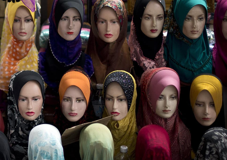 5cec72330282 Debenhams are to start selling hijabs and a line of modest wear in their  high street