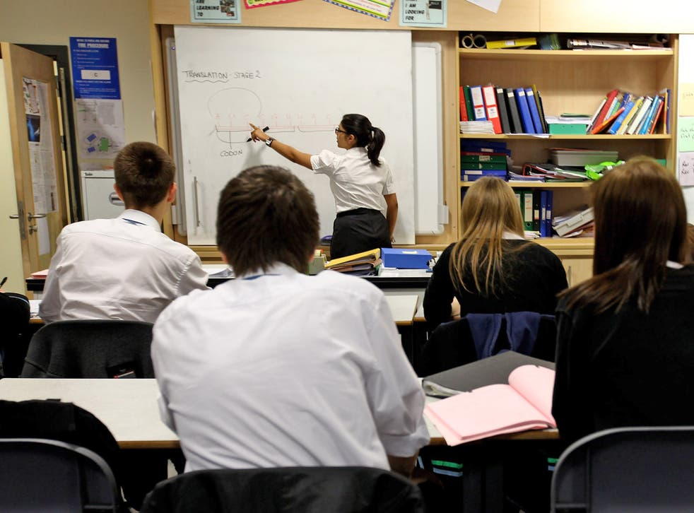 The Prime Minister wants every state school to become an academy by 2020. File photo