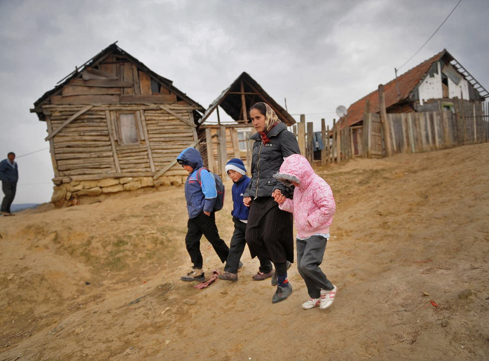 Poverty rates in Romania tend to be highest in rural areas, where 45% of the country's population live