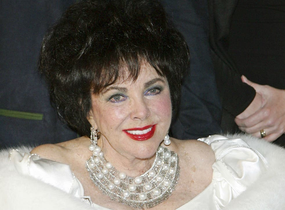 Dame Elizabeth Taylor diedaged 79 in 2011, she is pictured here in 2007