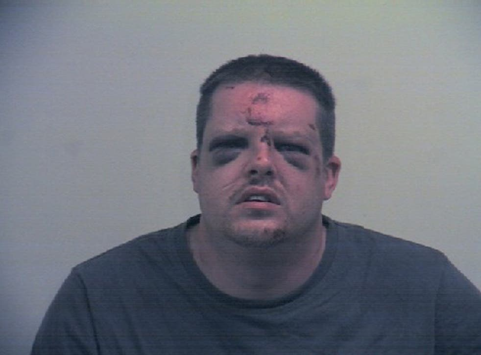 Johnathon Holmes was sentenced to four and a half years in prison