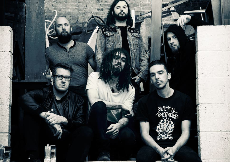 SikTh interview: 'The worst thing that you can say as a vocalist is