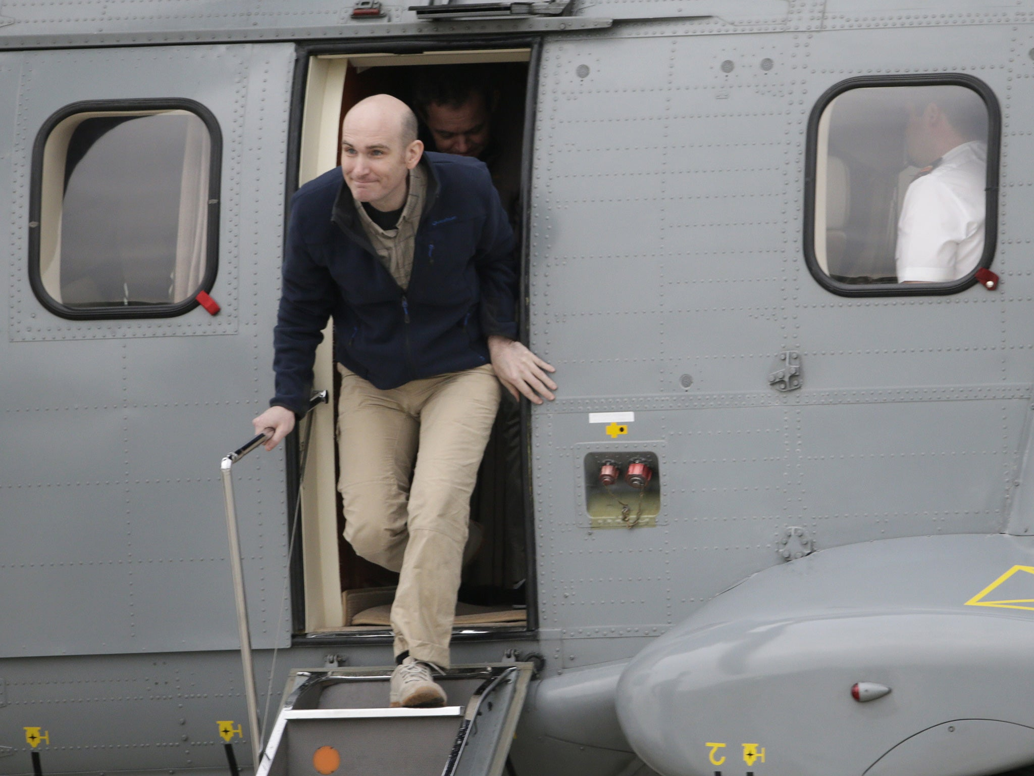 Nicolas Henin interview: The man who was held captive by Isis for 10 months describes how they can be defeated