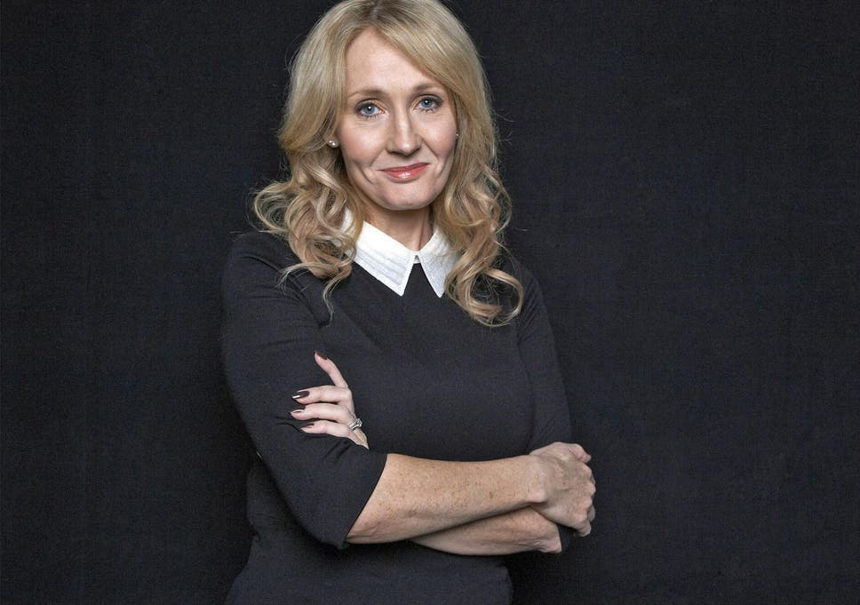 JK Rowling responds to Twitter critic with rap song-derived