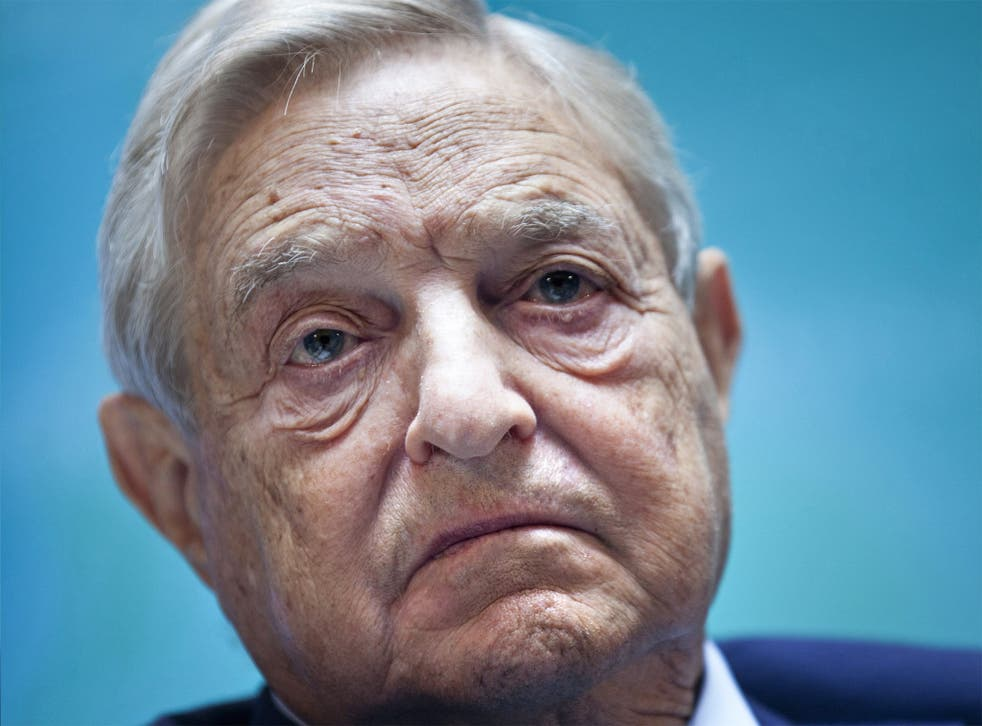 Mr Soros believes there is a strong chance the EU could crumble due to the migration crisis