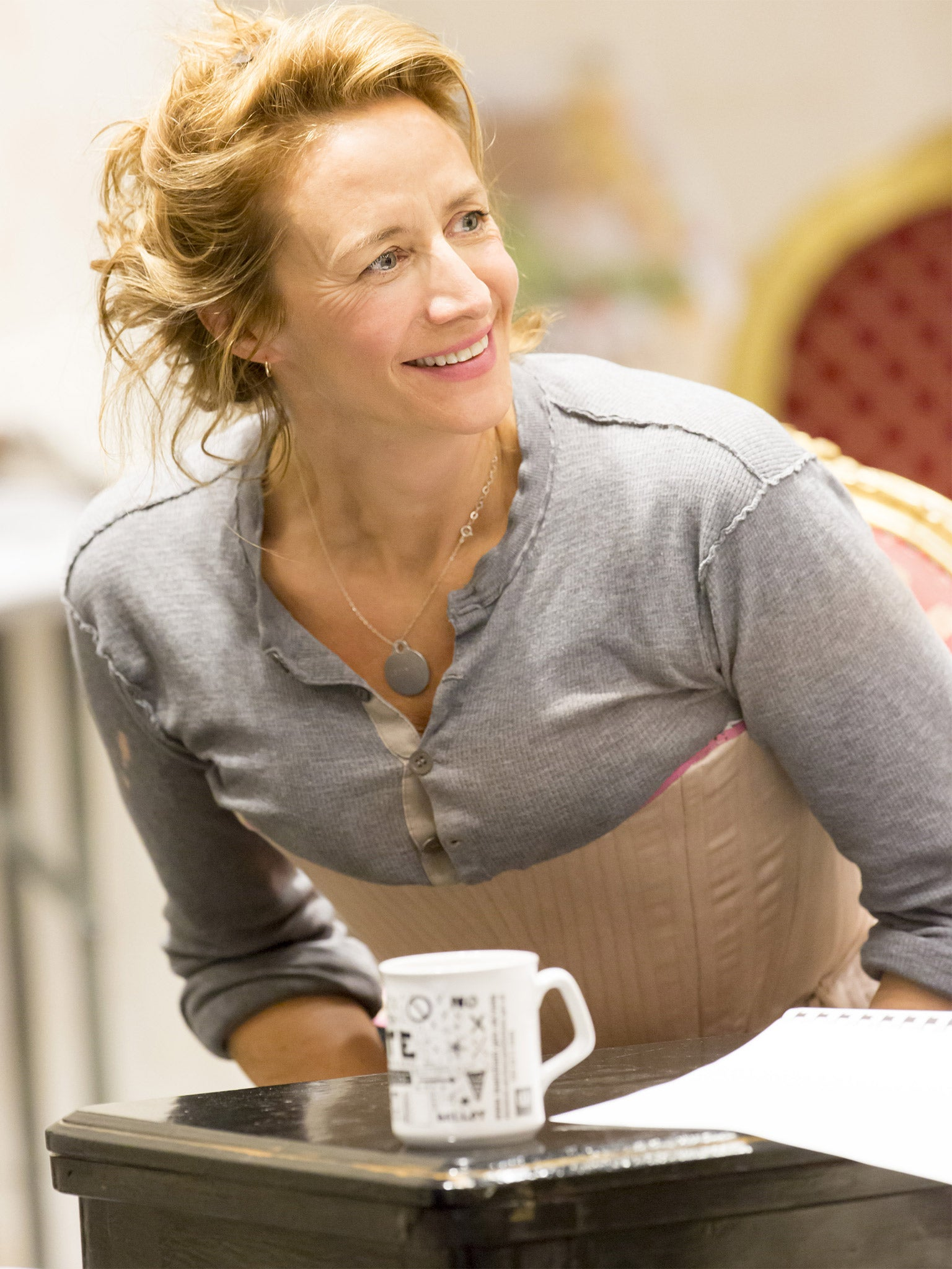 Watch Janet McTeer video