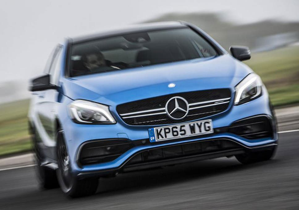 2015 Mercedes Amg A45 Car Review Merc Ups The Ante With Latest Hot