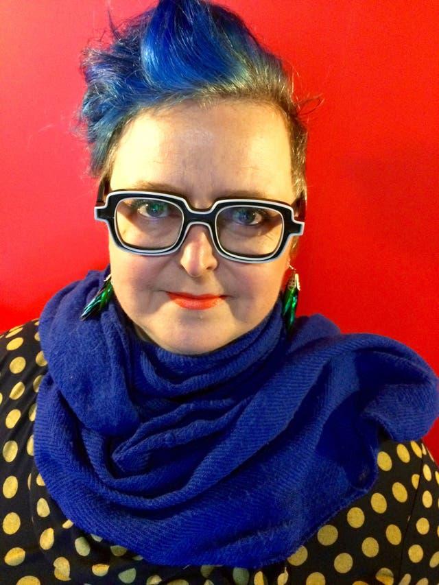 Limp erotica: Author Krissy Kneen