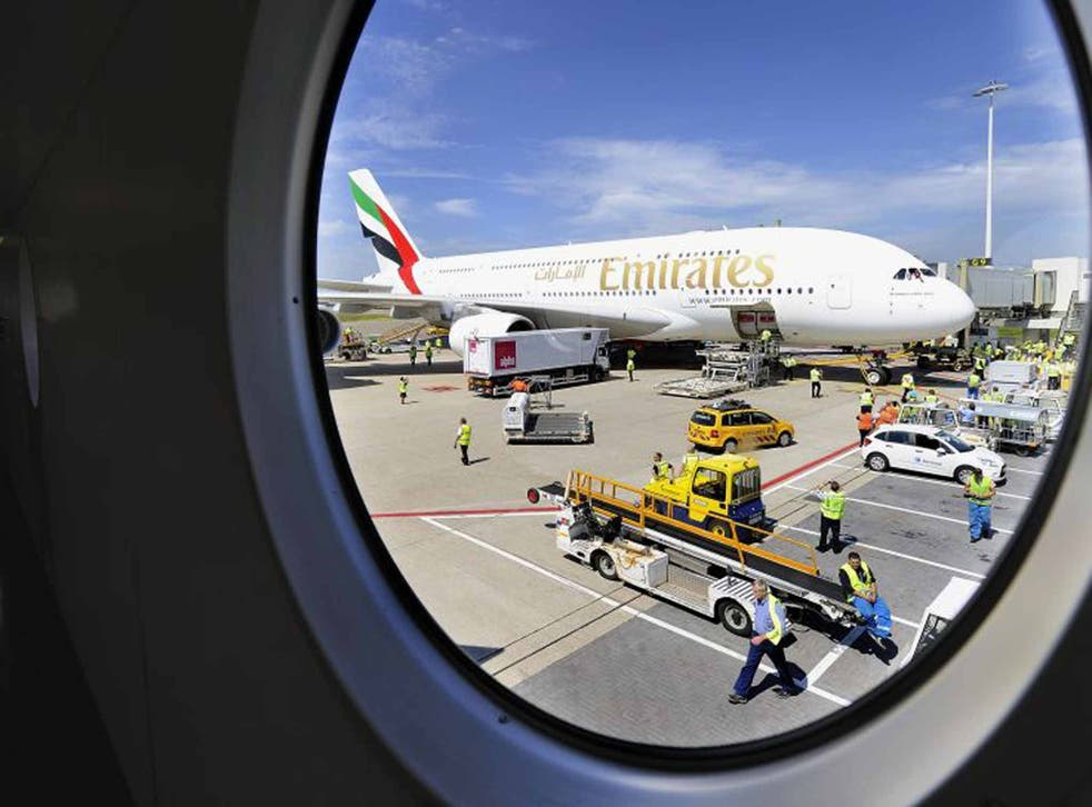 Sky-high ambition: by 2020, Dubai will be home to around 400 aircraft
