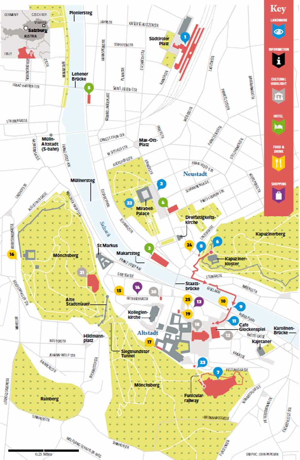 Salzburg travel tips: Where to go and what to see in 48 ... on porto bus map, bucharest bus map, santiago bus map, kaiserslautern bus map, wiesbaden bus map, split bus map, mexico city bus map, munich bus map, rothenburg ob der tauber bus map, wien bus map, cuenca bus map, dresden bus map, villach bus map, regensburg bus map, osaka bus map, stuttgart bus map, thessaloniki bus map, caen bus map, vienna bus map, houston bus map,